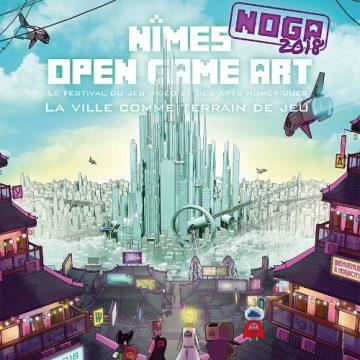 6ème édition du festival du jeu vidéo