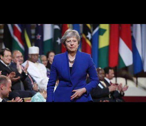 Theresa May – La montée des nationalismes