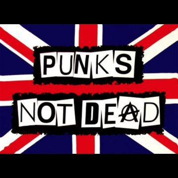 Les punks : de l'idéologie à la mode