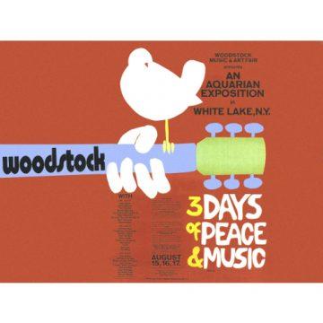 Woodstock 50 ans déjà.