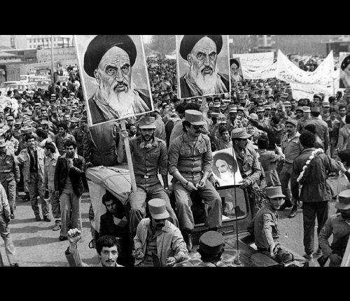 1979 – Révolution iranienne