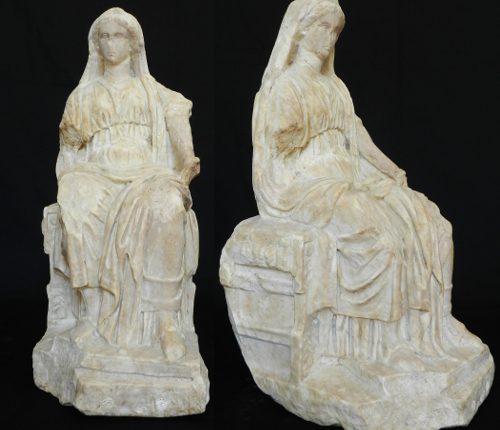 La BONA DEA du Musée de la Romanité