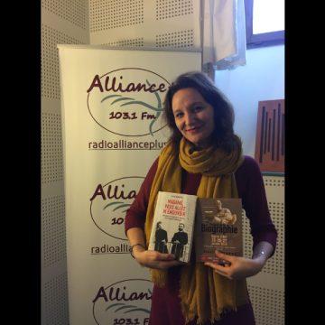 Lucie Tesnière: un livre pour ma famille !