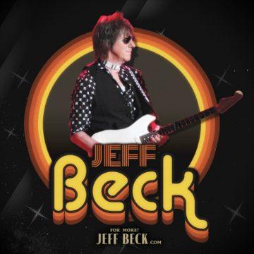 Jeff Beck : la guitare au bout des doigts