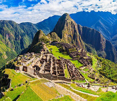 Une action humanitaire au Pérou
