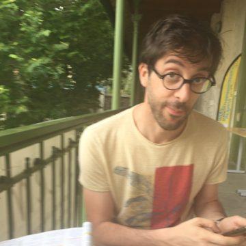 Matthieu Penchinat au OFF d'Avignon 2019