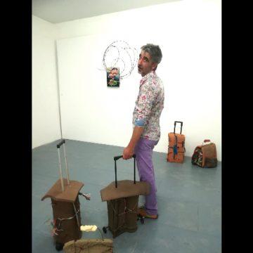 Exposition Rodolphe Huguet au CACN