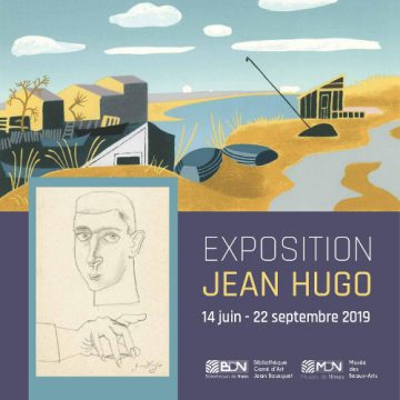 Jean Hugo au Carré d'Art