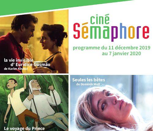 Clap Cinéma 120ème : décembre