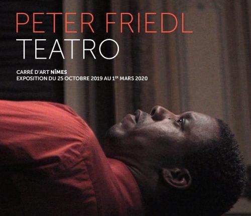 Exposition Peter Friedl au Carré d'Art