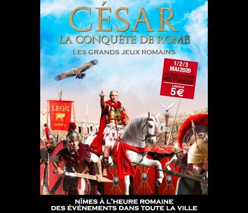 Se préparer aux Xèmes Grands Jeux Romains !