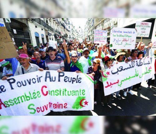 « Algérie la nouvelle indépendance »