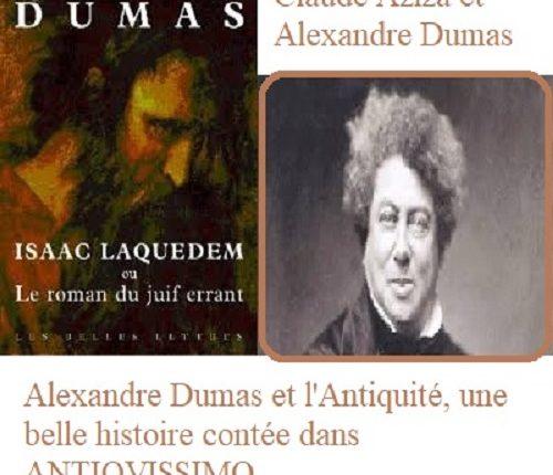Dumas et l'Antiquité