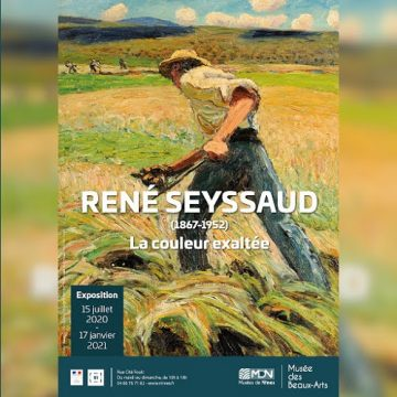 Exposition Seyssaud au Musée des Beaux Arts