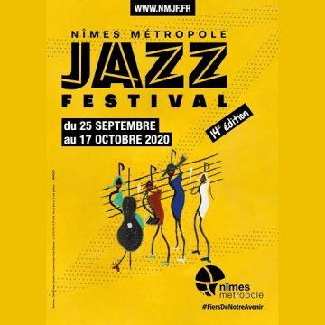Le Nîmes Métropole Jazz Festival