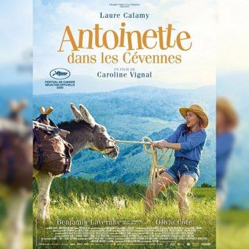 Film : Antoinette dans les Cévennes