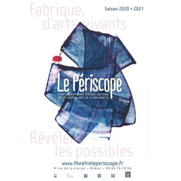 Périscope : programme octobre 20 – janvier 21
