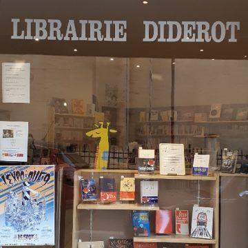 Les coups de cœur de la librairie Diderot