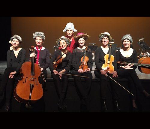 Le sextuor Les Pléiades et «L'affaire Ludwig»