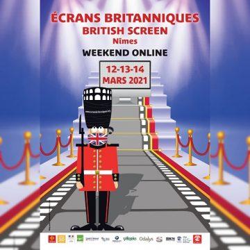 2021 un festival des Ecrans Britanniques «on line»