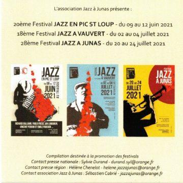 Air de Rien/Air de Jazz : les festivals de l'été