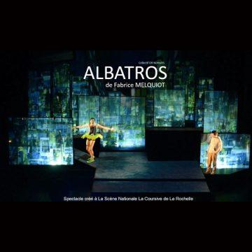 Théâtre : ALBATROS de Fabrice Melquiot