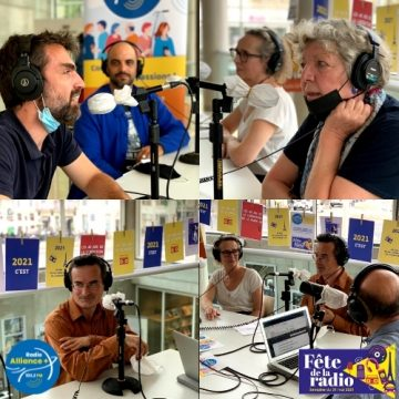 La fête de la radio – Plateau 1 : les radios associatives