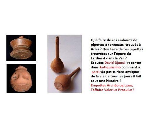 Immersion dans les enquêtes archéologiques de David Djaoui