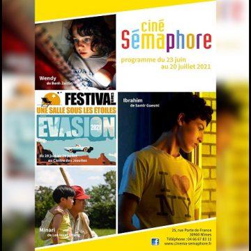 Clap Cinéma : au Sémaphore les films du 23 et 30 juin