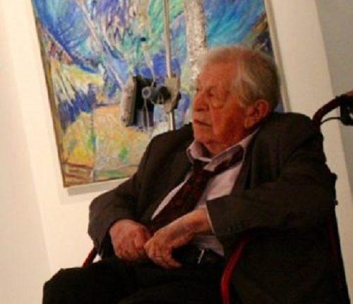 Une vie : Les 100 ans du  peintre Pierre Parsus -1-
