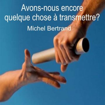 Les traditions que l'on transmet 3/4