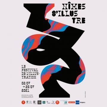 Nîmes s'illustre : le festival de l'illustration jusq'au 25 juillet