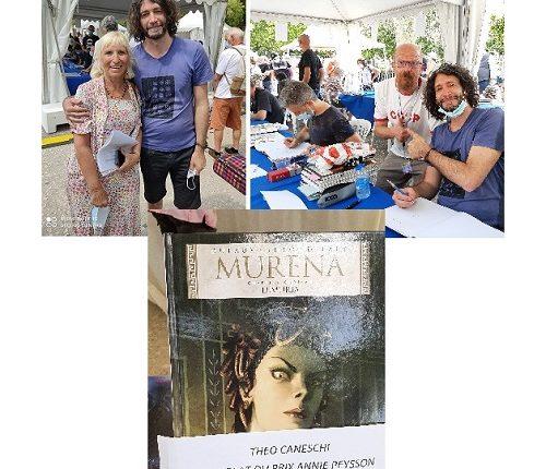 Patchwork pour Murena, Prix Annie Peysson pour Theo Caneschi