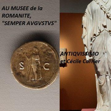 SEMPER AVGVSTVS : SPES au Musée de la Romanité