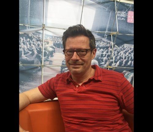 Le réalisateur Yves Jeuland