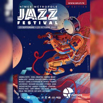 Air de Rien/Air de Jazz : Nîmes Métropole Jazz Festival 2021