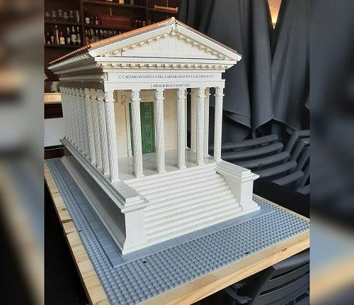 LGL – Let's Go Lego à deux pas de la Maison Carrée