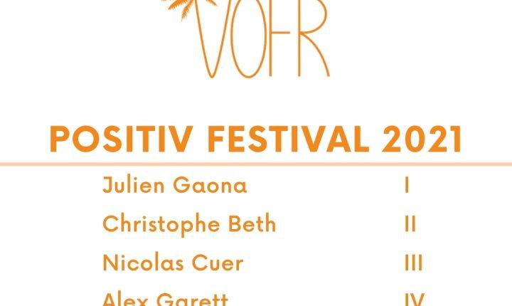 VOFR au Positiv Festival 2021