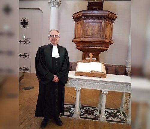 François Bergouignan, pasteur proposant