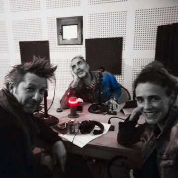 Émission 99 / Le presque trio